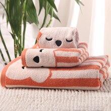Один набор полотенце из чистого хлопка, 1 банное полотенце, полотенце 1, 1 квадратное полотенце, не твист процесс, мягкая, хорошо впитывает влагу