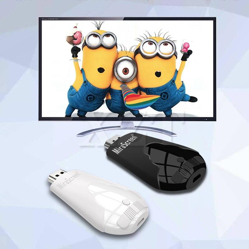 Tv-stick Neueste K4 Wireless Wifi Anzeige Dongle Empfänger 1080 P Hd Schnittstelle Anycast Tv Stick Dlna Airplay Miracast Für Smartphone SchöNe Lustre Heim-audio & Video