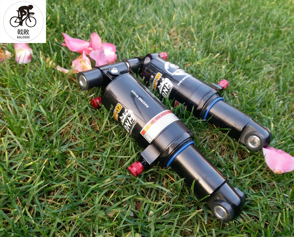 DNM 165mm travel soft tail frame rear shocks mountain bike rear shock air suspension Free shipping