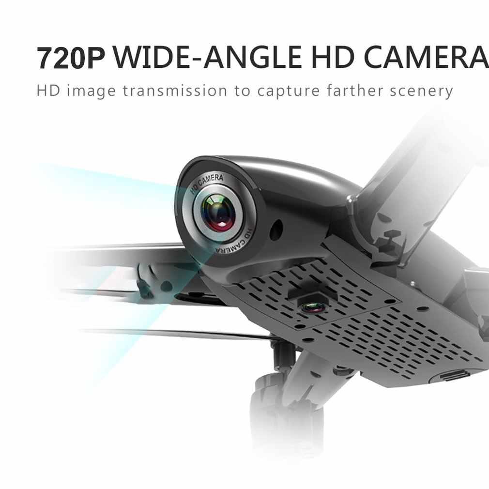 SG106 дрона с дистанционным управлением с l 2/3 батареи 720 P/1080 P/4 K HD Двойная камера FPV Wi-Fi в режиме реального времени воздушной видео оптического потока Радиоуправляемый квадрокоптер хороший подарок
