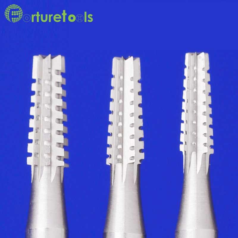 Denti da taglio in tungsteno di tipo B Inserti per frese Utensili - Utensili abrasivi - Fotografia 2