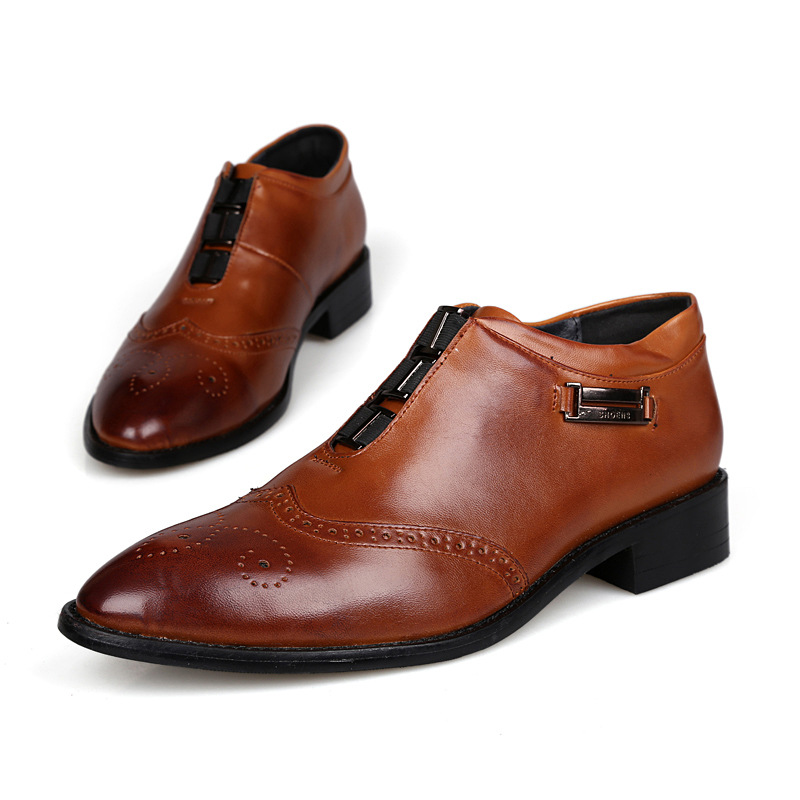 Mens casual dress shoe style