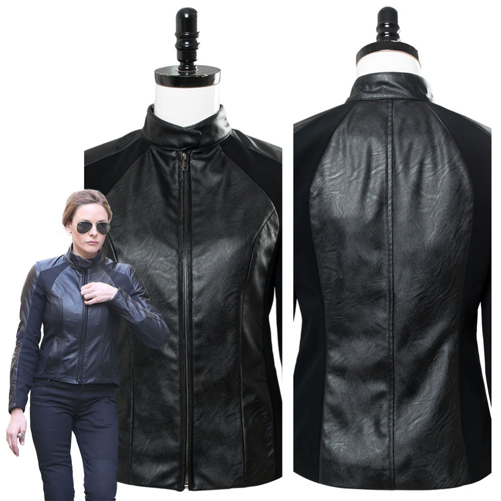2018 Mission: Impossible - Fallout 4 Rebecca Jacket Cosplay Costume Adult Women Girls Halloween Carnival Costumes Custom Made