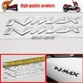 New Arrival 3D Motorcycle LOGO Decal Stickers Reflective Color for Yamaha 2016 NMAX155 NMAX 155
