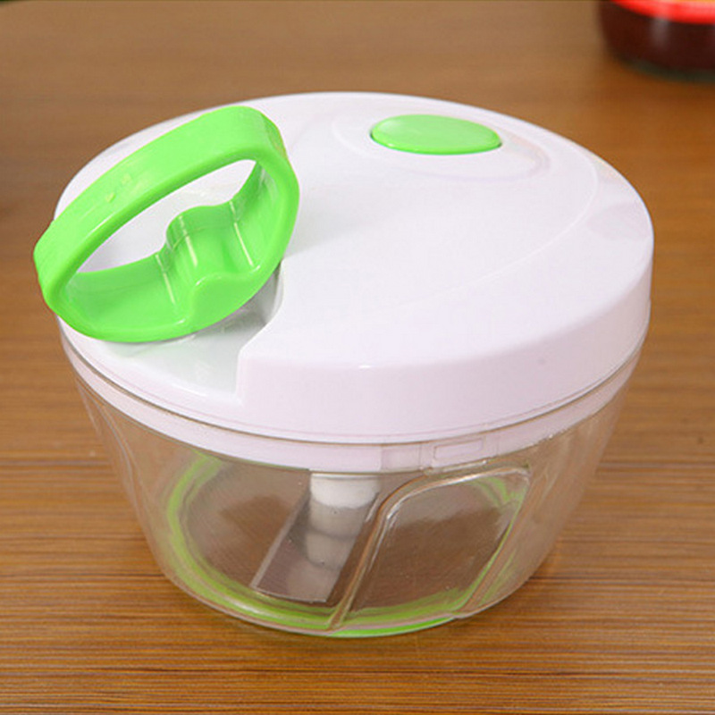 Multi-Functional Kitchen Gadgets Meat Vegetable Stuffing Mixer Cutter Bowl Fruit And Vegetable Chopper Food Slicer
