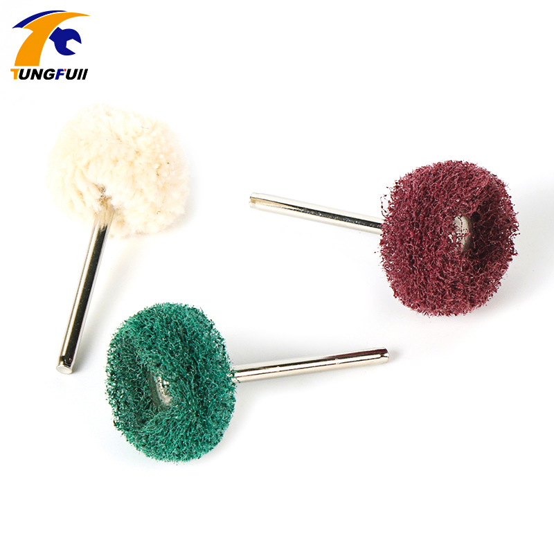 Dremel Accessories For Rotary Tools Woodworking Polishing Wheels For Metal Machine Polishing Engraver Electric Power Tool