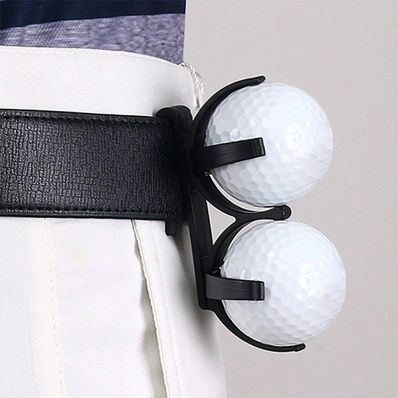 Organizer Croquet-Clip Golf-Ball-Holder Training-Accessory Sporting Clip-Prop Simple