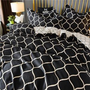 Image 4 - King Duvet Cover Set Comforter Bedding Sets Queen Queen Bed Quilt Covers XS01#