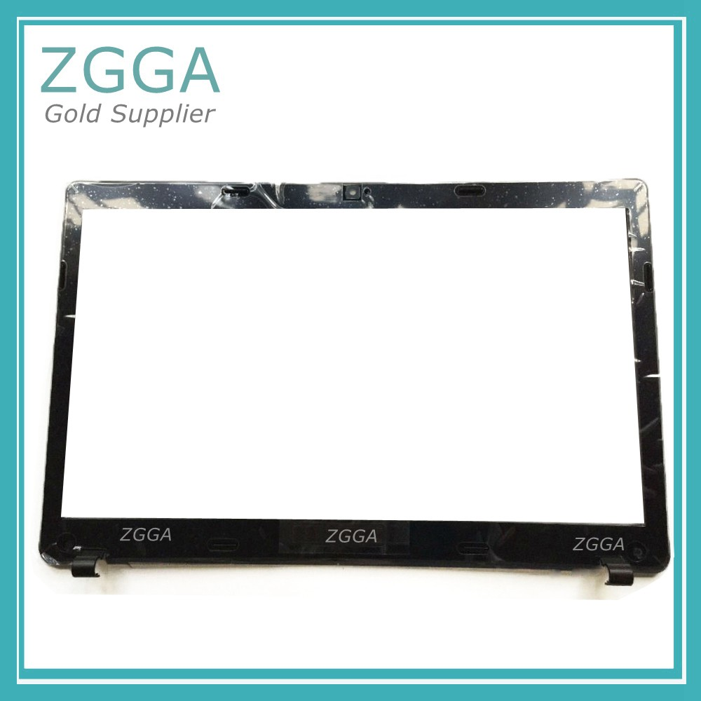 Genuine Laptop LCD Front Bezel NEW for Asus K53 K53t K53U Screen Frame Cover Case Shell 13GN5710P100-1 AP0J1000A00 Free Shipping new palmrest upper case bezel top case touchpad cover for asus k53 k53t k53u x53u x53b k53b a53u x53z c cover ap0k3000200