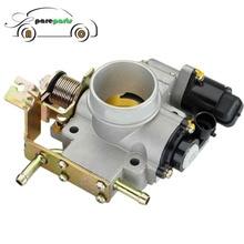 цены LETSBUY Mechanical Throttle Body For CHERY QQ UAES 1.0L/1.3L Engine Wuling Motors WULING 6360 HAFEI 1.0L 1.3L 462 Del phi System