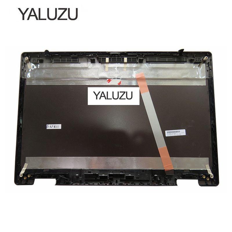 YALUZU USED Laptop LCD Back Cover for HP ProBook 6460B 6470B 6475B 642778 001 LCD Back