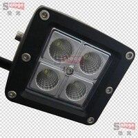 4 unids beamt lighting16w Automotive led de trabajo luz Del Punto 4X4 4WD SUV CAMIÓN TRACTOR LUZ de INUNDACIÓN del CAMINO led del punto del coche luz