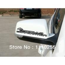 цена на  2 x Umbrella Car Stickers Decal for Toyota Ford Chevrolet Volkswagen Honda Hyundai Kia Lada