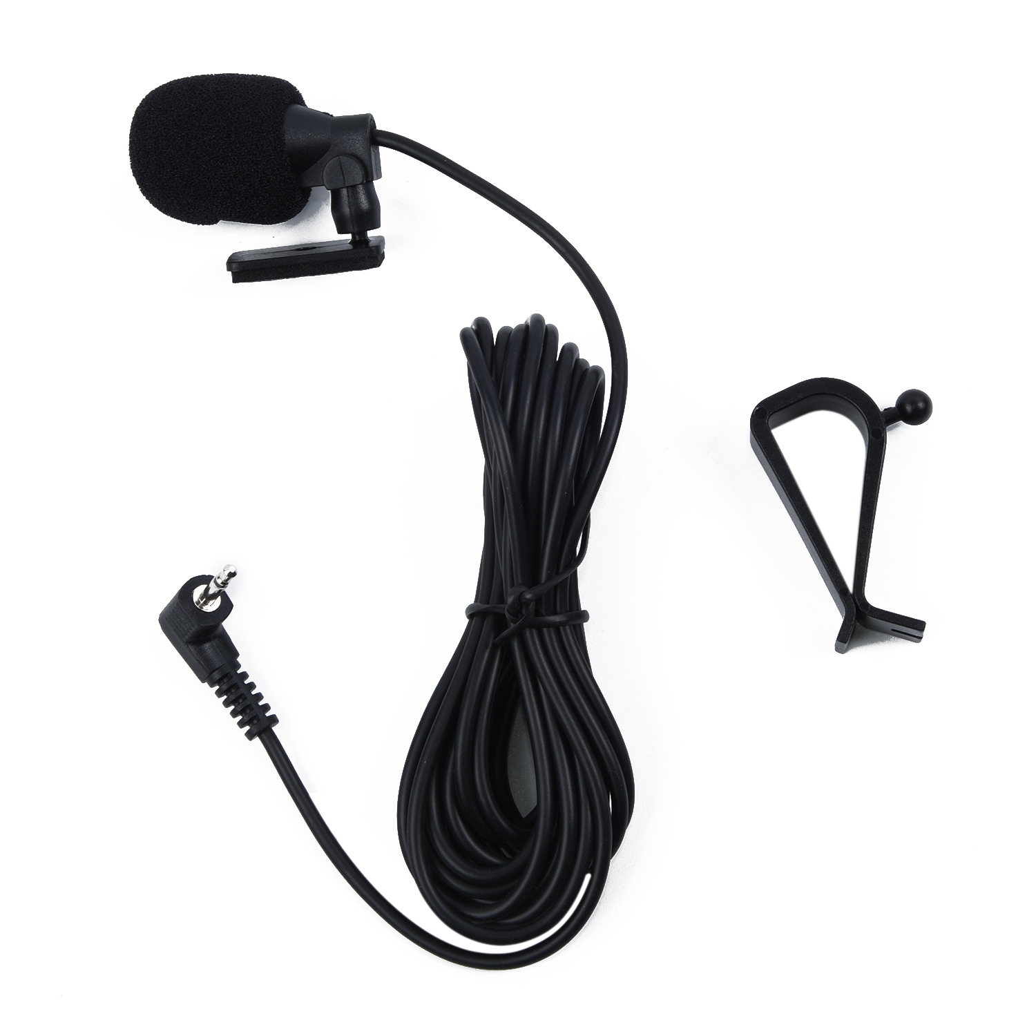 For Pioneer CD-VM1 4.5V Bluetooth External Microphone 3m For Car Pioneer Stereo Radio Receiver 2.5mm Connector Plug Micro phone