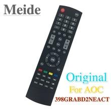 купить Genuine New Original Remote Control 398GRABD2NEACT For AOC  lcd tv led tv Controller Controle Remoto Free Shipping по цене 676.71 рублей