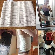 5X Slimming Corset Waist Trainer Cincher Girdles Body Shaper Women Postpartum Belly Band Underbust Tummy Control Hot Belt Q3416