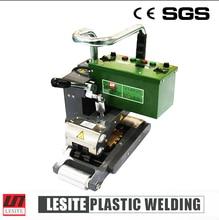 LESITE LST900D Geomembrane welding machine HDPE hot wedge welder membrane welder