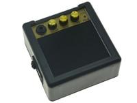 Clip On Belt Portable Mini Electric Guitar Amp Amplifier Speaker Volume Tone Control 3W Or 5W