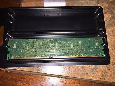 00D5024 PC3-12800 4GB 1600MHZ 240-PIN SINGLE RANK X4 REGISTERED CL11 ECC DDR3 VLP SDRAM RDIMM RAM 100% tested working