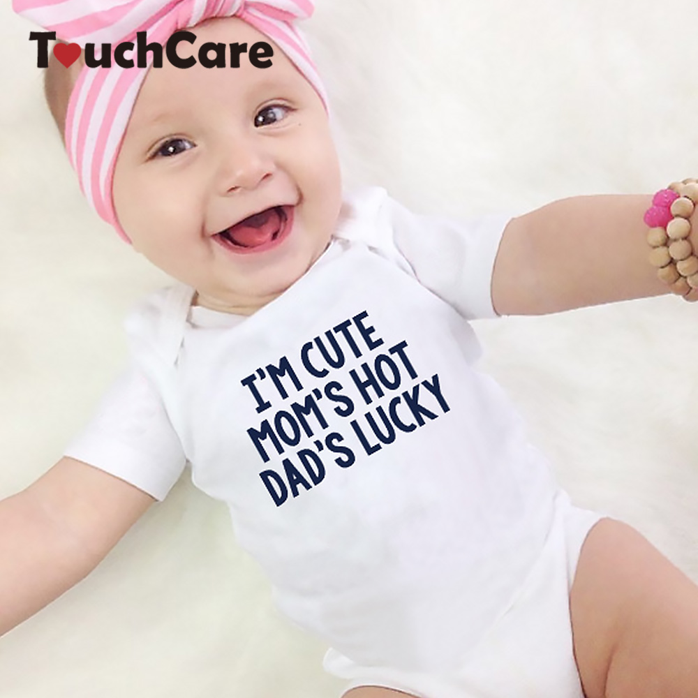 Baby Cotton Romper Newborn Boys Girls Soft Jumpsuit Infant Letter Print Pajamas Toddler Summer Outfit Baby Photography Prop newborn baby backless floral jumpsuit infant girls romper sleeveless outfit