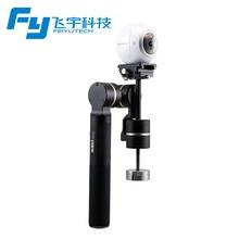 Feiyu G360 Panoramic Camera Stabilizer Handheld Gimbal 360 for Smartphones Gopro Action Cameras APP Control F20474