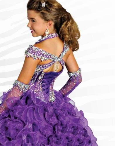 Online Get Cheap Purple Dress Girls Size 14 -Aliexpress.com ...