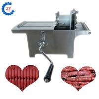 32mm vinculador salsicha máquina de torção máquina de processamento de lingüiça