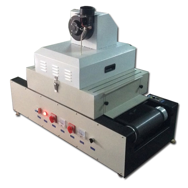 portable uv curing machine with belt width 300mm  цены