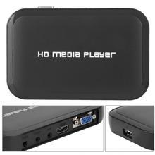 Multimedia-Player Reproductor Mini 100-240V 1080P HDMI Duro Hard-Disk Network-Video Disco