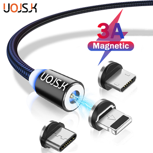Magnetic Charger USB Cable Mic