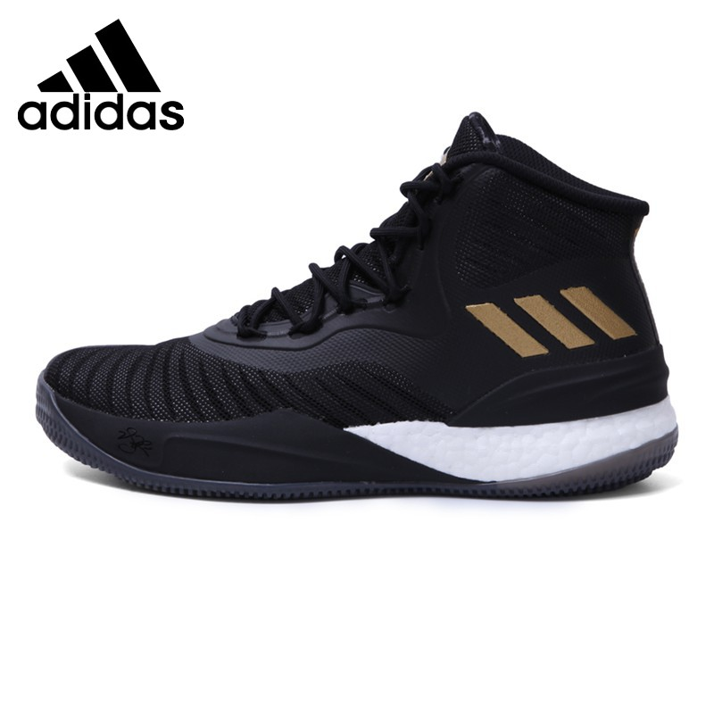 Original New Arrival Adidas Men's Basketball Shoes Sneakers original adidas men s two colors basketball shoes d69561 sneakers free shipping