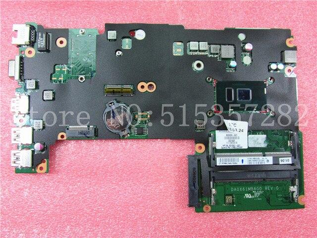 Laptop płyta główna do HP PB 440 G3 i5-6200U 830939-601 DA0X61MB6G0 100%