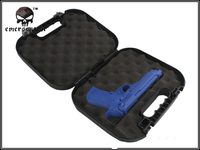 EMERSON GLOCK Gun Case Outdoor Sports Tactical Hard Pistol box Padded Foam Lining Pistol Case Hunting Bag Airsoft Rifle Case