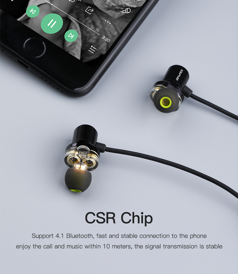 AWEI X650BL BLUETOOTH EARPHONE price in bangladesh