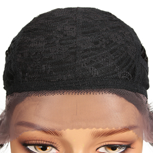 Image 3 - Sleek Short Human Hair Wigs Blonde Lace Front Wig For Women Remy Brazilian Hair Pixie Cut Wig FAST France USA Short Lace Wigs