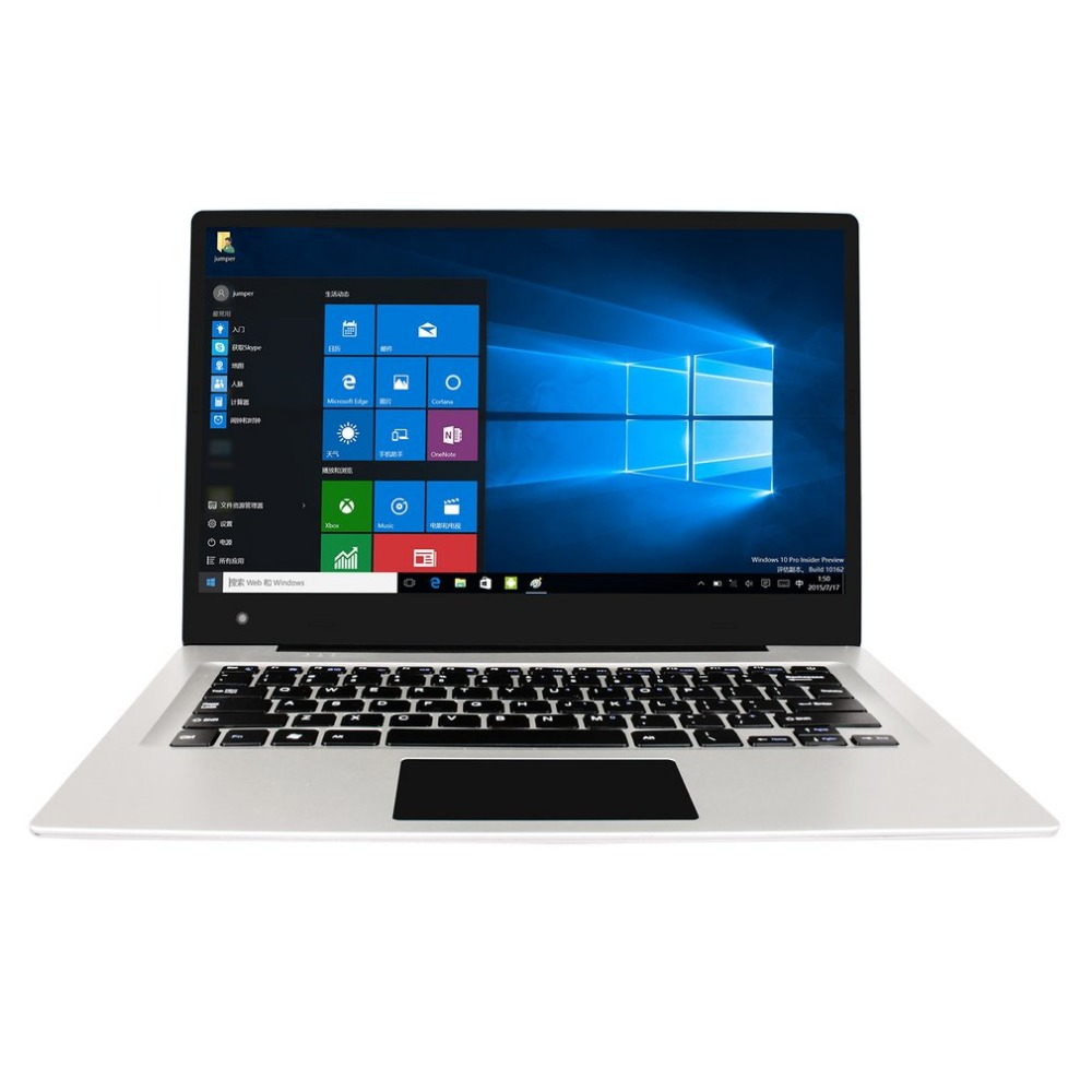 Jumper 14 Inch Original Ultra Slim Laptop Windows 10 Noteboos