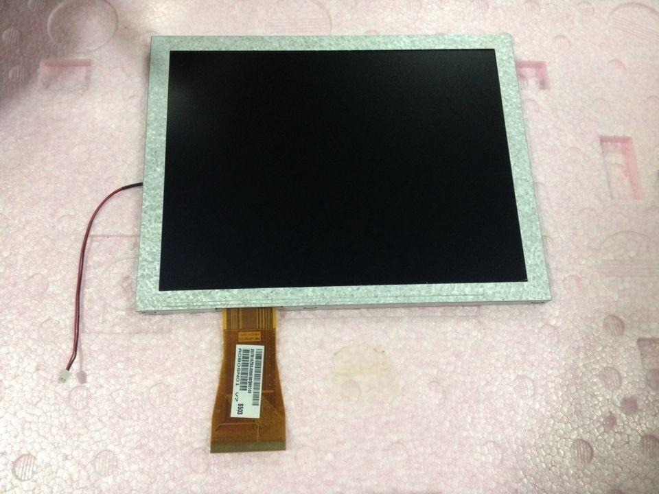 A080SN01 V.7's 8 inch digital LCD screen sport elite se 2450
