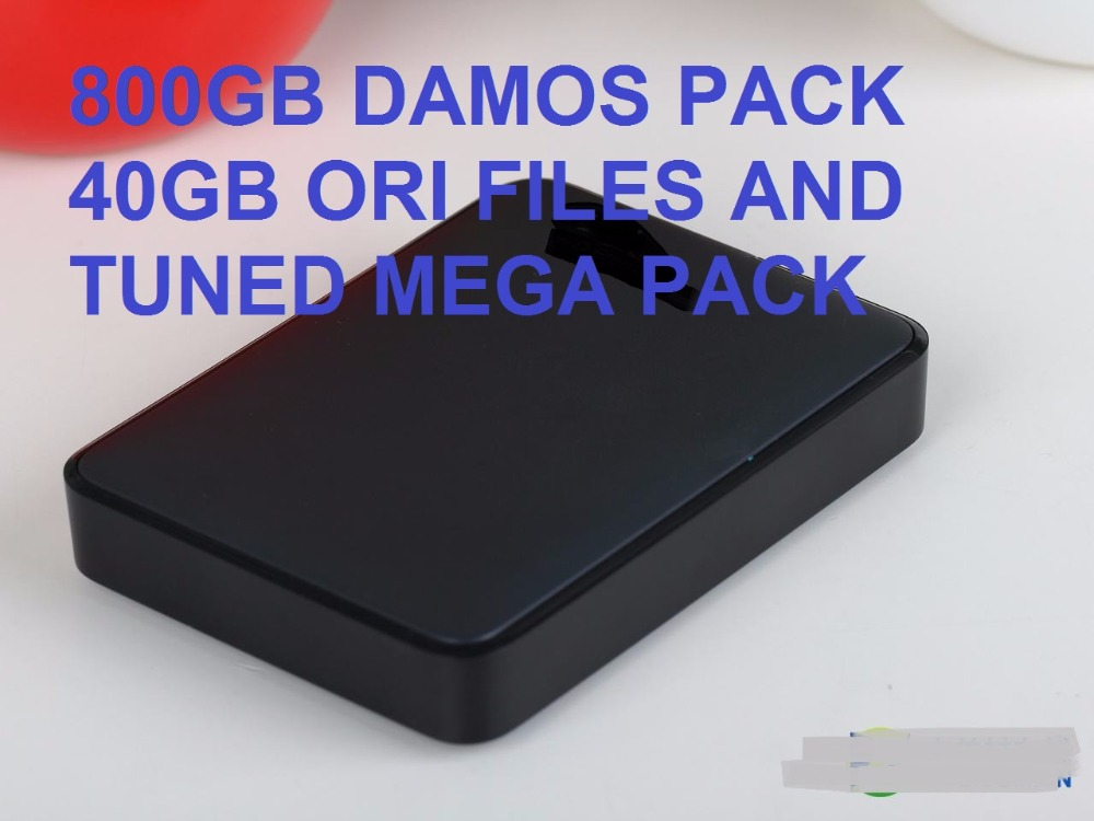 Winols 2.24\2.26+800GB DAMOS PACK 40GB ORI FILES AND TUNED PACK+HDD 1TB all modes update to 2015++Ecm titanium 26000 drivers image