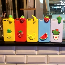 hot deal buy 3d case for samsung galaxy s7 edge case pineapple strawberry fruit banana phone cases for samsung galaxy s7 case