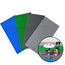 Legoe опорная совместимые minifigures небольшие строительные точки блоки крепление плита *