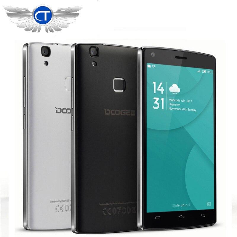 Original doogee x5 max mtk6580 quad core teléfono celular 5.0 pulgadas Android 6