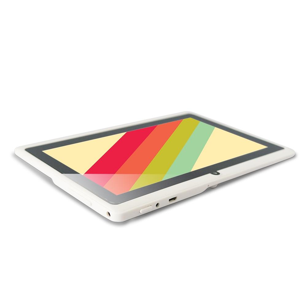 Yuntab 7 inch tablet PC Quad Core Allwinner A33 Google Android 4.4 tablet PC con Doppia Fotocamera WiFi 512 MB /8 GB 2500 mAh - 2