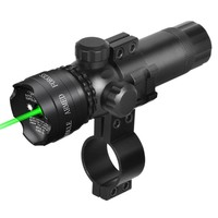 Outdoor Mount Green/Red Dot Laser Sight Rifle Gun Scope & Rail & Barrel Mount Cap Pressure Switch 5mw Drop shipping Outdoor