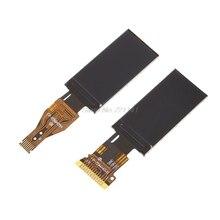 IPS affichage 0.96 pouces TFT LCD écran daffichage 80*160 ST7735 lecteur IC 3.3V 13PIN SPI HD polychrome pour Module lcd 80x160 livraison directe