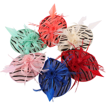 Fashion Women's Headband Flower Hair Feather Weddings Prom Party Costume Hair Accessory Hair Clips