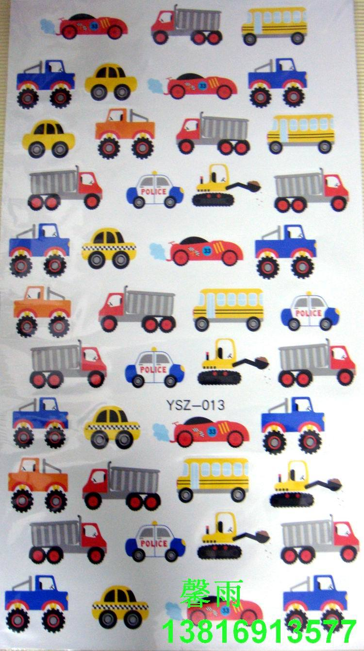 Tractor truck cartoon car wall covering child real wall stickers tractor truck cartoon car wall covering child real wall stickers sticker 5pcsset in wall stickers from home garden on aliexpress alibaba group amipublicfo Gallery