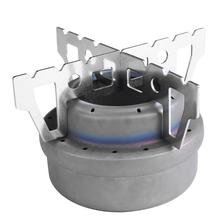 Pot-Bracket Stent-Reactor-System Alcohol-Stove Outdoor Portable Camping Stainless-Steel