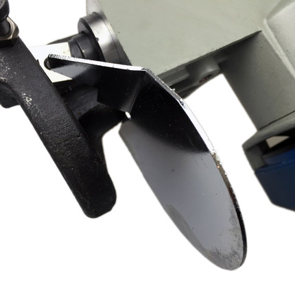710W nagyteljesítményű fémnyíró 2,5 mm-es elektromos fúrógép - Elektromos kéziszerszámok - Fénykép 3