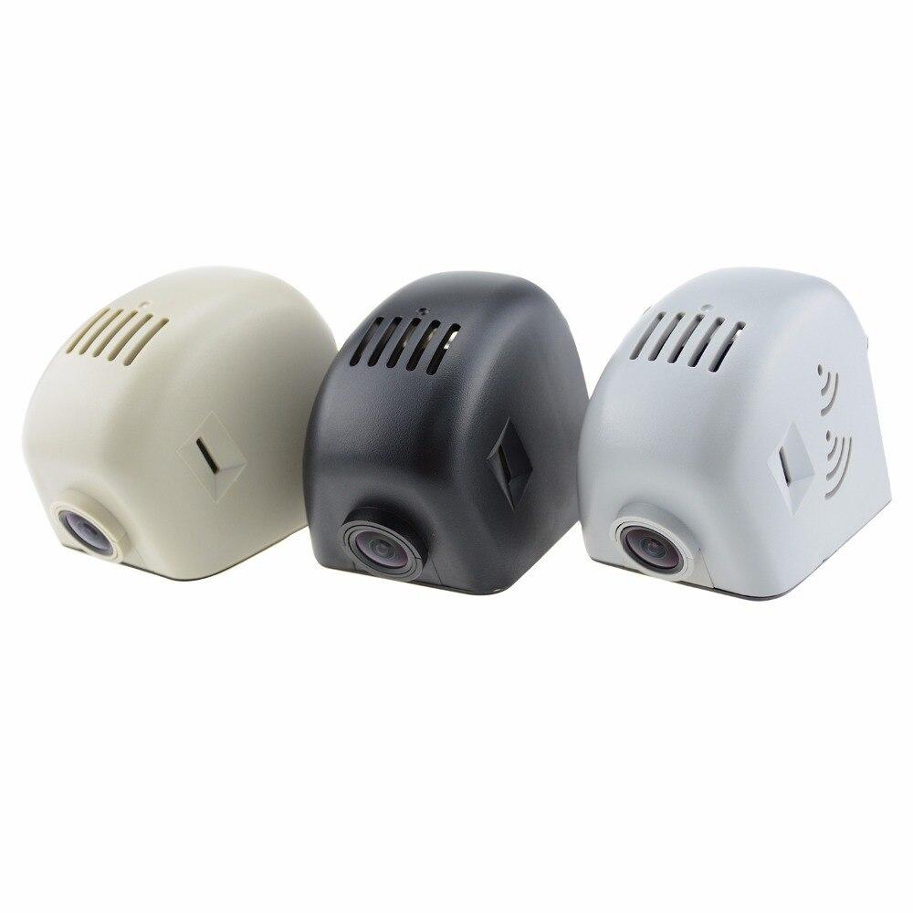 Car DVR Registrator Dash Camera Cam Video Recorder 1080P 96658 IMX 323 JOOY A1 WiFi for Audi A1 A3 A4 A5 A6 A7 Q3 Q5 Q7