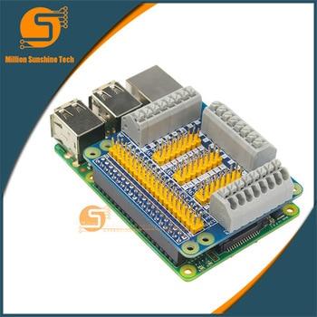 цена на Raspberry Pi 3 Model B GPIO Expansion Board Multi-function Extension Adapter Plate for Orange Pi Raspberry Pi 2